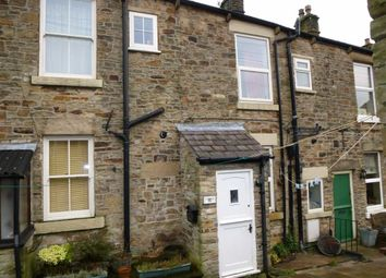Thumbnail 2 bedroom terraced house for sale in Kinder View, High Peak, Derbyshire