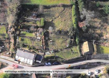 Thumbnail Land for sale in Trellech Road, Llandogo, Monmouth