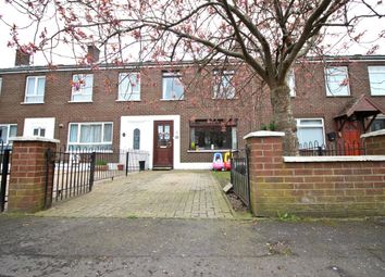 Thumbnail 3 bed terraced house for sale in Invernook Drive, Belfast