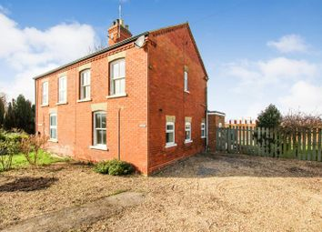 3 bed semi-detached house to rent in Main Road, Deeping St. Nicholas, Spalding PE11