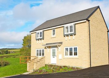 "Thumbnail 4 bed detached house for sale in ""Thornbury"" at North Dean Avenue, Keighley"