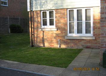 Thumbnail 2 bed maisonette to rent in Holm Oaks, Lymington