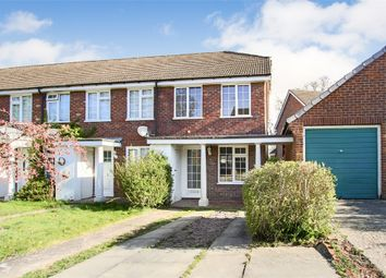 Thumbnail 2 bed end terrace house for sale in Benchfield Close, East Grinstead, West Sussex
