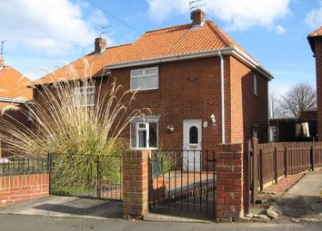 Thumbnail 2 bed semi-detached house to rent in Rydal Mount, Newbiggin-By-The-Sea