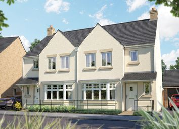 "Thumbnail 3 bed property for sale in ""The Epsom"" at Downs Road, Curbridge, Witney, Oxfordshire, Witney"