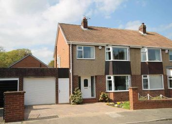 3 bed semi-detached house for sale in The Oval, Woolsington, Newcastle Upon Tyne NE13