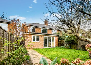 Thumbnail 3 bed semi-detached house for sale in Crendon Park, Southborough, Tunbridge Wells