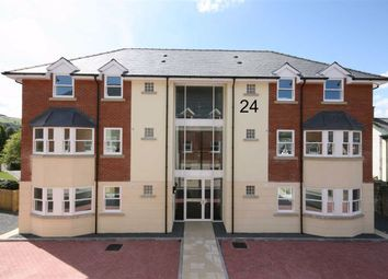 Thumbnail 1 bed flat for sale in 24, Valentine Court, Llanidloes, Powys