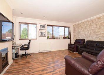 Thumbnail 3 bed maisonette for sale in Fawkham Road, West Kingsdown, Sevenoaks, Kent
