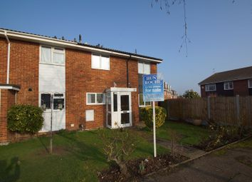 Thumbnail 3 bed end terrace house for sale in Admirals Walk, Shoeburyness, Southend-On-Sea