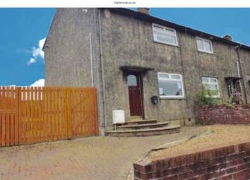 Thumbnail 2 bed end terrace house to rent in Darnconner Avenue, Auchenleck, Cumnock KA18,