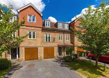 Thumbnail 3 bed terraced house to rent in Highbridge Close, Radlett, Hertfordshire