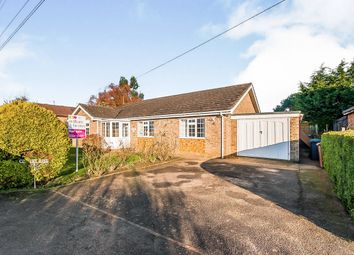 Thumbnail 3 bedroom detached bungalow for sale in Colletts Bridge Lane, Elm, Wisbech