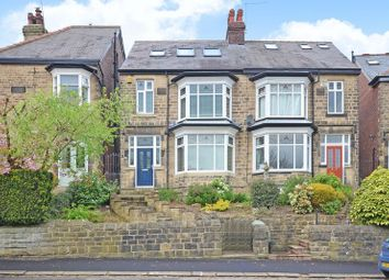 Thumbnail 3 bed semi-detached house for sale in Button Hill, Sheffield