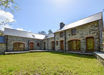 4 bed detached house for sale in Synod Mill Coach House, Cross Inn, Llandysul, Ceredigion SA44