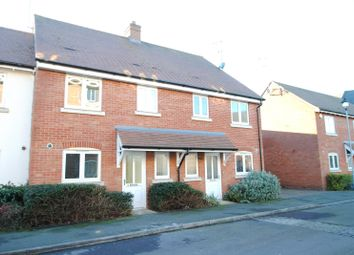 Thumbnail 3 bed terraced house to rent in Wharf Way, Hunton Bridge, Kings Langley