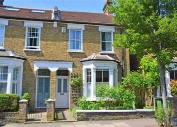 Thumbnail 3 bed terraced house for sale in Meadowcourt Road, Blackheath, London