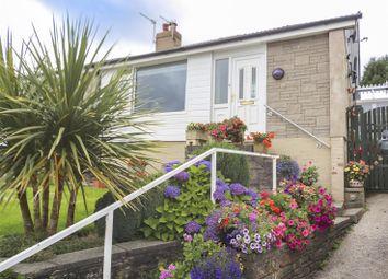 Thumbnail 2 bed semi-detached bungalow to rent in Hillrise, Haslingden, Rossendale