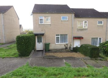 Thumbnail 2 bedroom end terrace house for sale in Northampton Close, Whitleigh, Plymouth