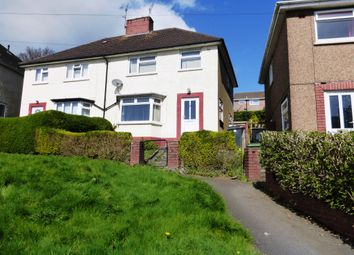 Thumbnail 3 bed semi-detached house for sale in Manorbier Crescent, Rumney, Cardiff