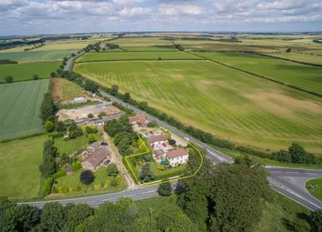 Thumbnail 4 bed property for sale in North Willingham, Market Rasen