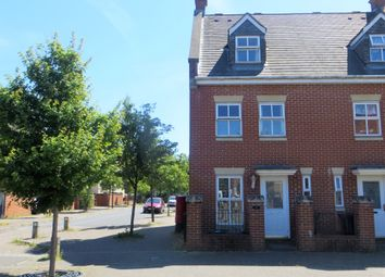 Thumbnail 3 bed semi-detached house for sale in Vale Mill Way, Weston Village