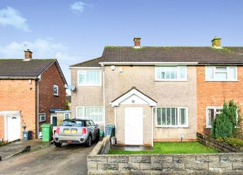 3 bed semi-detached house for sale in Durleigh Close, Llanrumney, Cardiff CF3