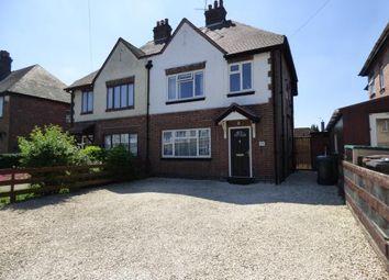 Thumbnail 3 bedroom semi-detached house for sale in Portland Road, Long Eaton, Nottingham