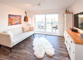 Thumbnail 2 bed flat for sale in Harrison House, Nash Mills Wharf, Hemel Hempstead, Hertfordshire