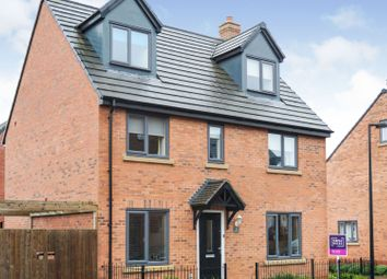 Thumbnail 5 bed detached house for sale in Duddell Street, Telford