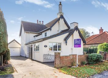 Thumbnail 3 bed detached house for sale in Church Lane, Bradley
