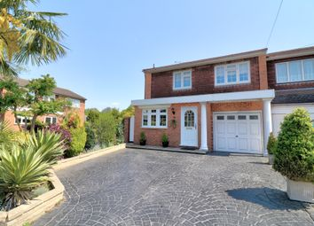 Thumbnail 4 bed semi-detached house for sale in North Barn, Broxbourne