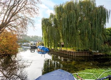 Thumbnail 2 bed flat for sale in Russell Road, Shepperton, Surrey