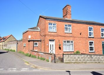 Thumbnail 3 bed semi-detached house for sale in High Street, Navenby, Lincoln