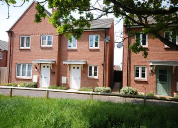 Thumbnail 2 bed semi-detached house for sale in Deopham Green Kingsway, Quedgeley, Gloucester