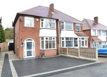 Thumbnail 3 bed semi-detached house for sale in Calverley Road, Kings Norton, Birmingham