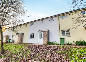 Thumbnail 3 bed terraced house for sale in Felton Close, Matchborough East, Redditch