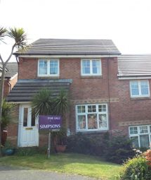 Thumbnail 3 bed semi-detached house for sale in Brynffordd, Townhill, Swansea