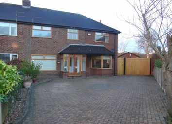 Thumbnail 4 bed semi-detached house for sale in Sydney Avenue, Pennington, Leigh