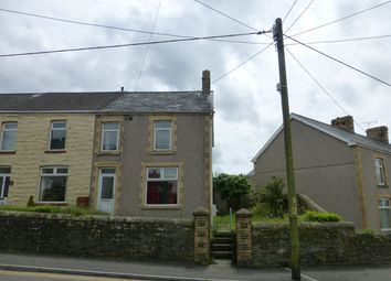 Thumbnail 4 bed end terrace house for sale in Southall Street, Brynna, Pontyclun