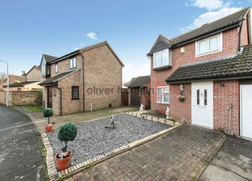 Thumbnail 4 bed detached house for sale in Harrap Chase, Badgers Dene