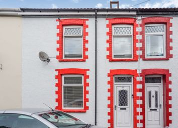 3 bed terraced house for sale in Bailey Street, Porth CF39