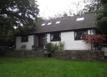 Thumbnail 4 bed bungalow for sale in Bodmin, Cornwall