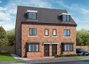 """Thumbnail 3 bed property for sale in """"The Stratton"""" at Close Street, Hemsworth, Pontefract"""