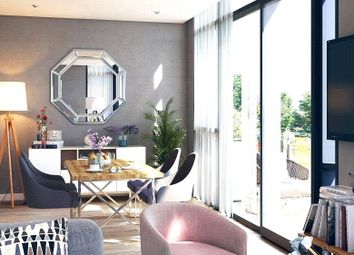 Thumbnail 2 bed flat for sale in The Glass House, Queens Gardens, Hull, East Yorkshire