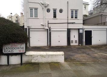 Thumbnail Property for sale in Lansdowne Court, Lansdowne Road, London