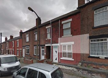Thumbnail 3 bedroom terraced house for sale in Clipstone Road, Sheffield