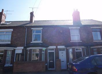 Thumbnail 2 bed terraced house for sale in Nottingham Road, Belper, Derbyshire