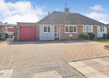 Denham Drive, Basingstoke RG22. 3 bed semi-detached bungalow for sale