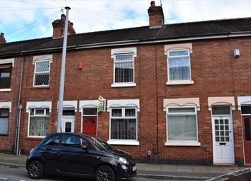 Thumbnail 2 bed terraced house for sale in Coronation Road, Hartshill, Stoke On Trent